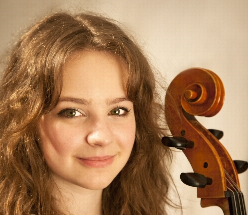 LAURA VAN DER HEIJDEN (cello); JÂMS COLEMAN (piano)