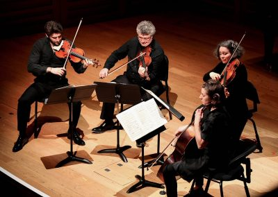 THE ALLEGRI STRING QUARTET