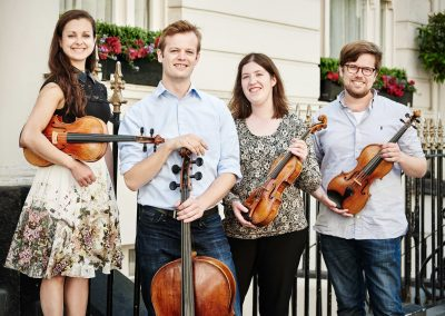THE CASTALIAN STRING QUARTET