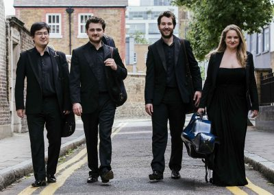 THE PIATTI STRING QUARTET